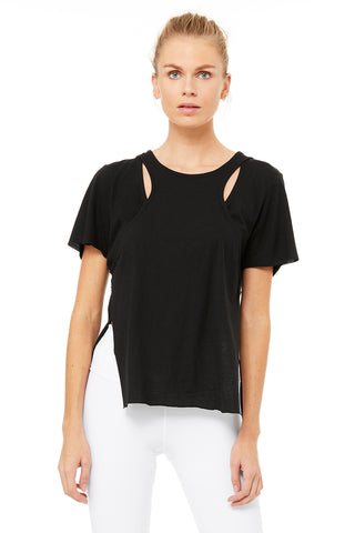 Glide Short Sleeve Top