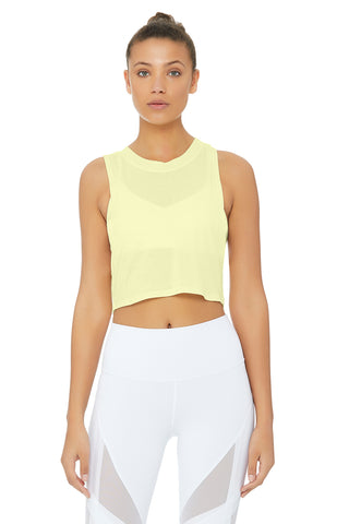 Heat-Wave Crop Tank