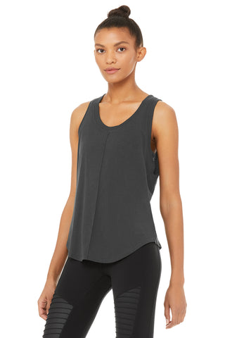 New Moon Tank - Anthracite