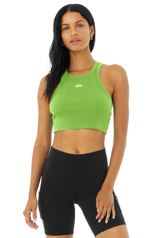 by Alo Yoga, available on aloyoga.com for $42 Kendall Jenner Top SIMILAR PRODUCT