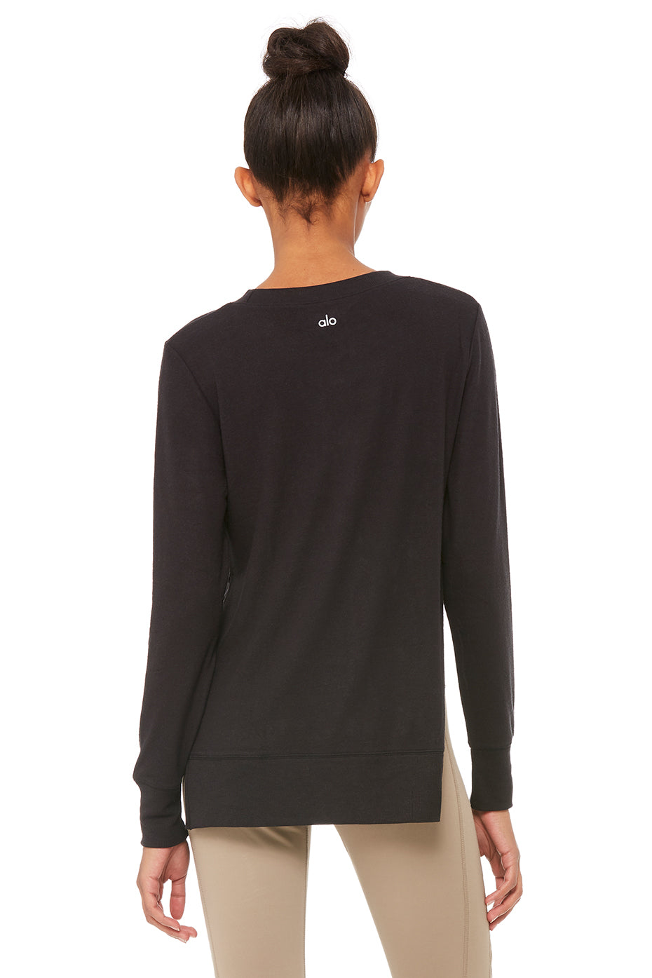 Glimpse Long Sleeve Top - Graphic