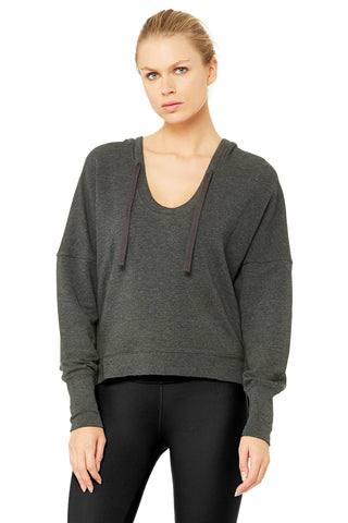 Fluid Long Sleeve Top