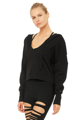 Fluid Tunic - Black