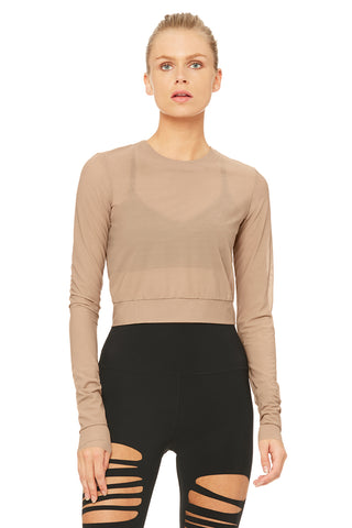 Amuse Long Sleeve Top