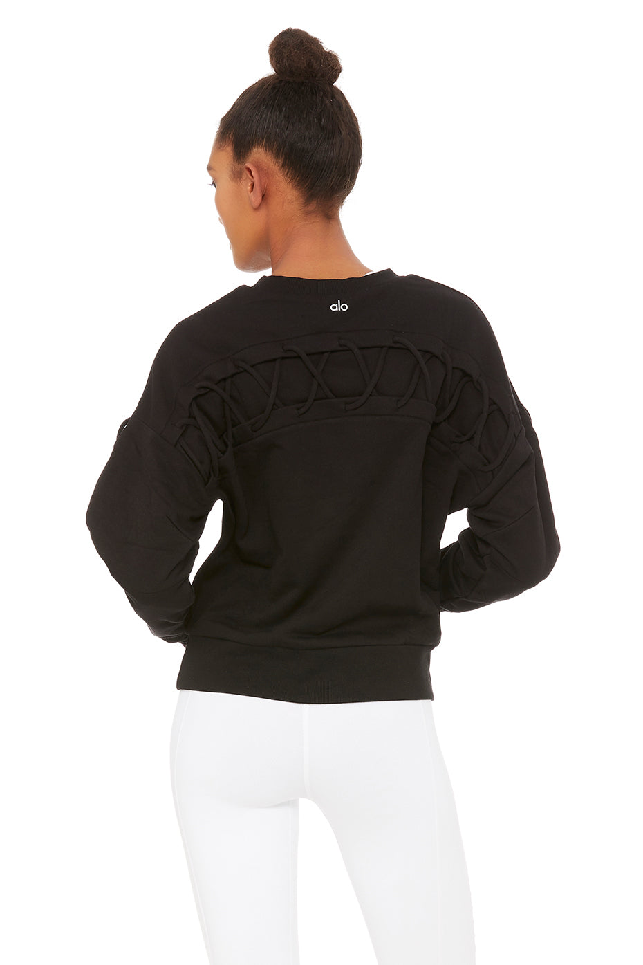 Hook-Up Long Sleeve Top