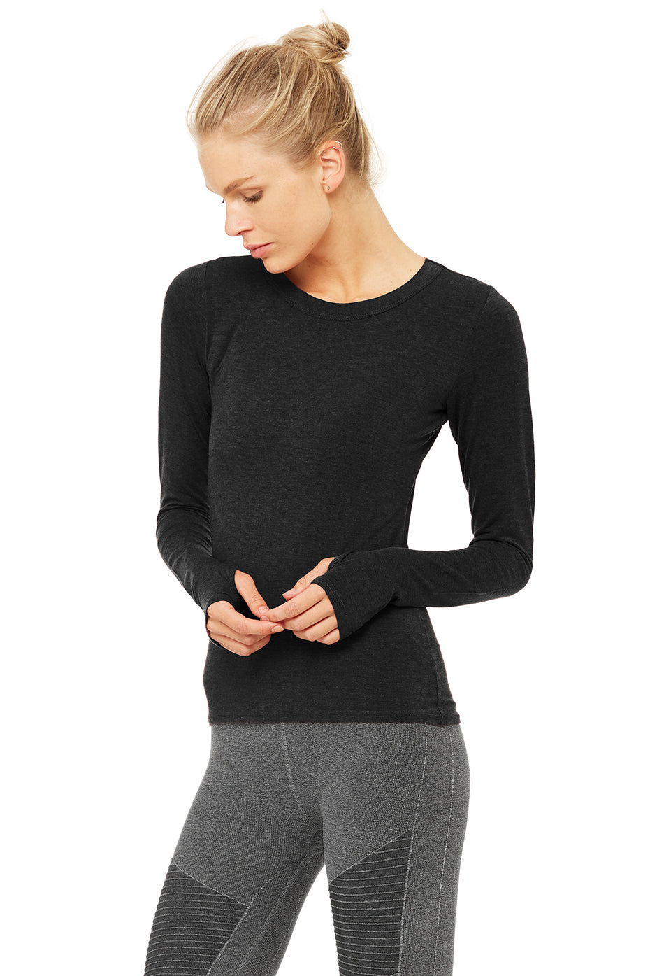 Twine Long Sleeve Top