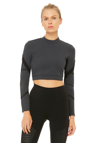 Bandage Long Sleeve Top