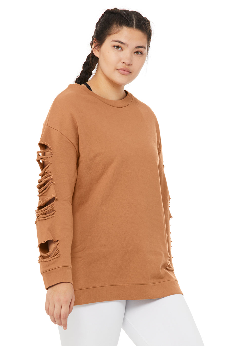 Fade Long Sleeve Pullover