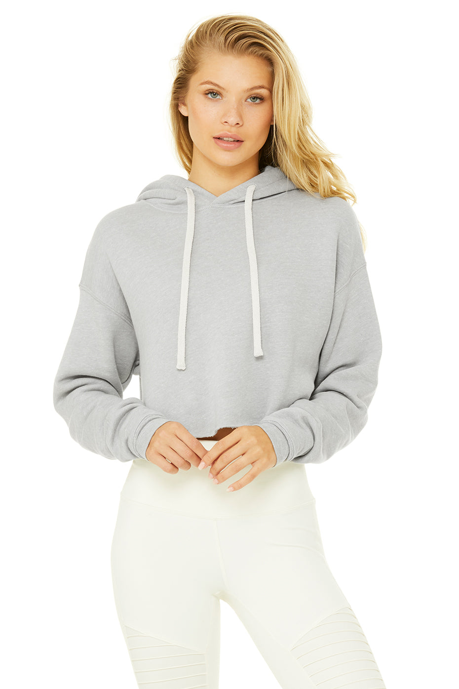 Limited-Edition Exclusive Cropped Hoodie