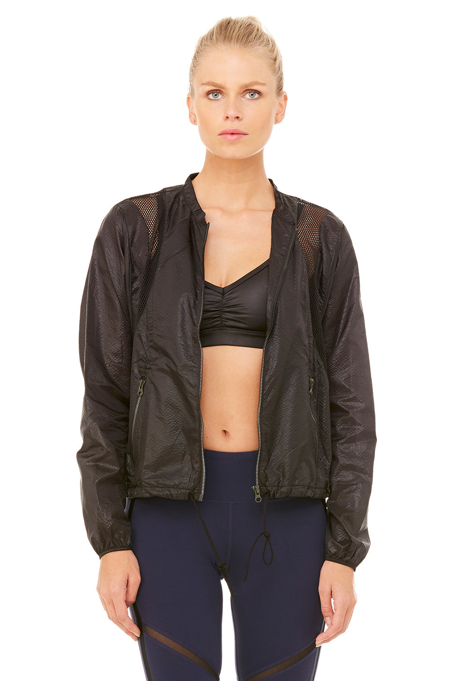 Sunset Jacket - Black