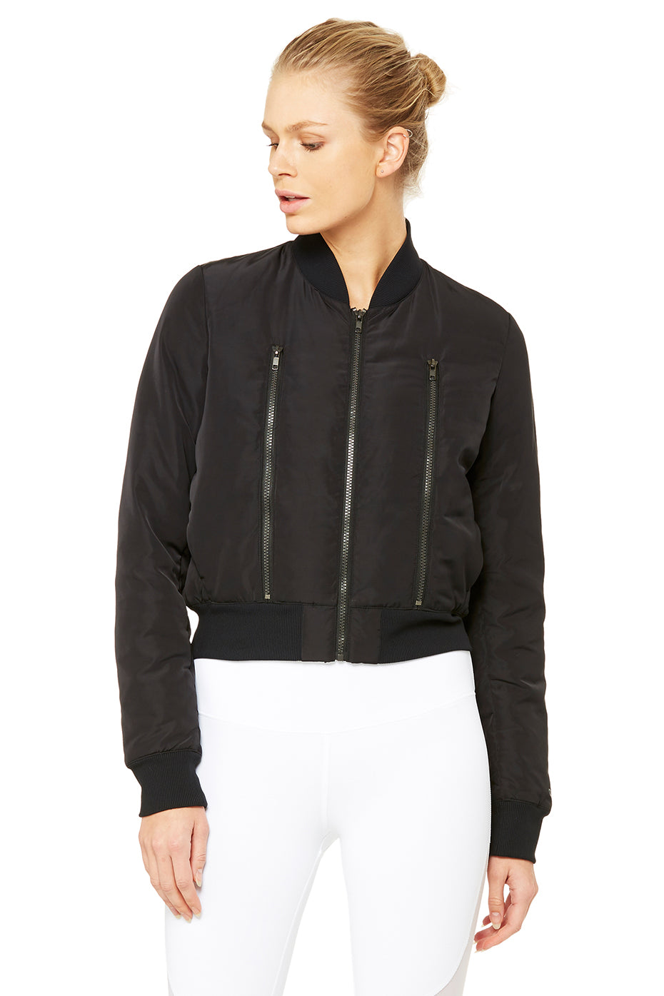 Off-Duty Bomber Jacket 2