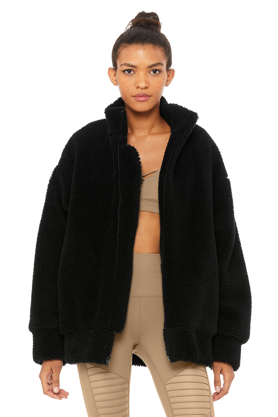 Norte Sherpa Coat