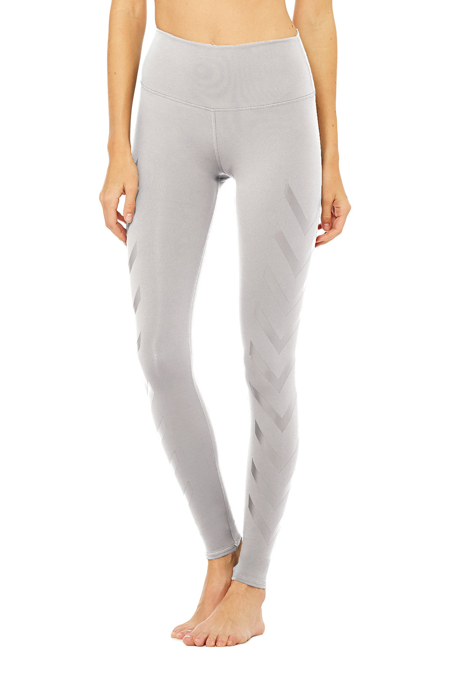 High-Waist Airbrush Legging - Dove Grey/Alo Class/Dv Gry