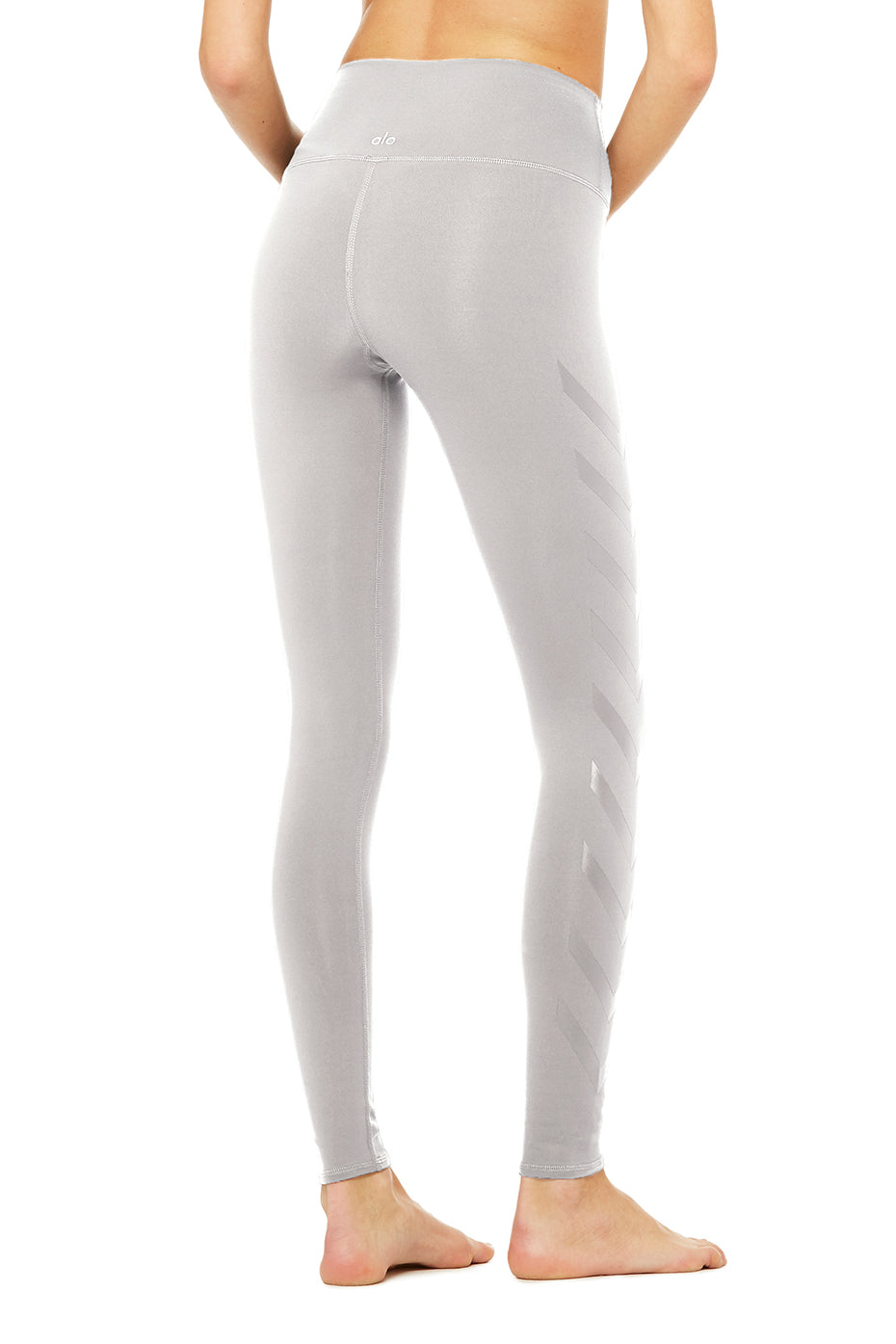 High-Waist Airbrush Legging - Alo Class Print
