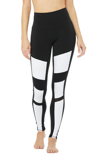 Limited Edition High-Waist Moto Legging