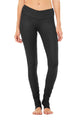 Idol Legging - Black Glossy
