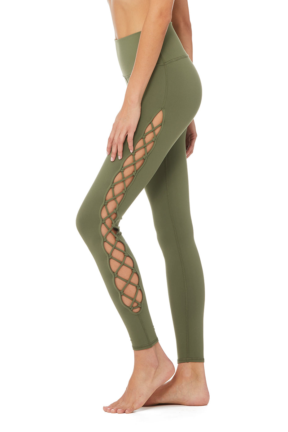 Interlace Legging
