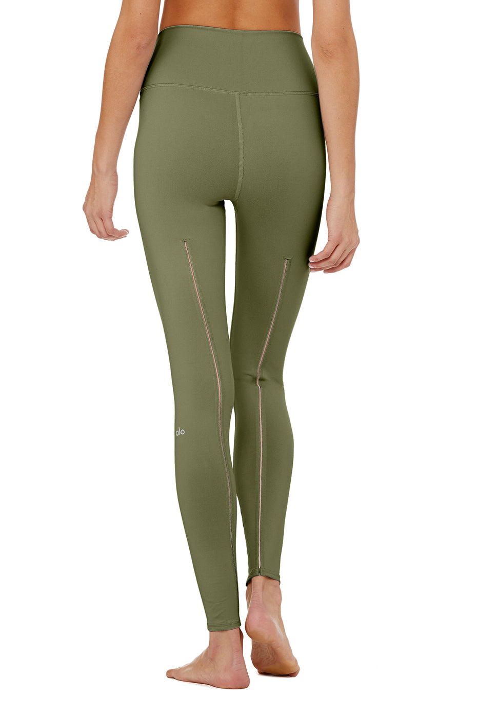 High-Waist Dash Legging