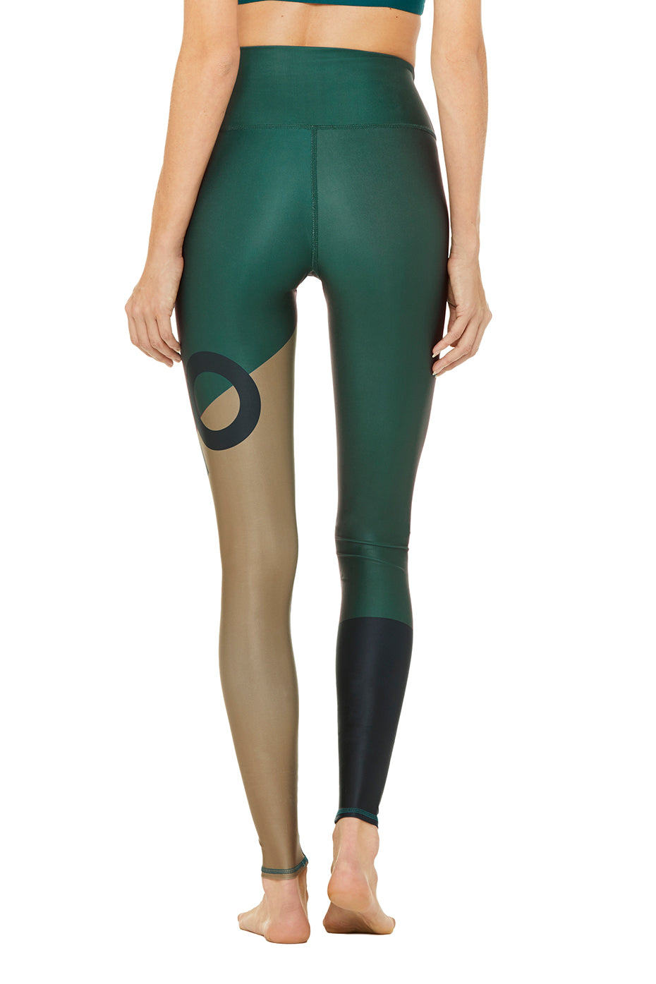 High-Waist Airlift Legging - ALO Graphic