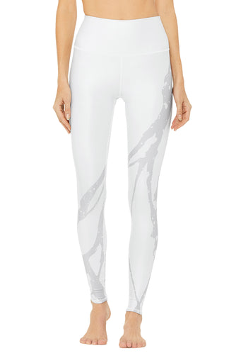 High-Waist Airlift Legging - Zuma Print