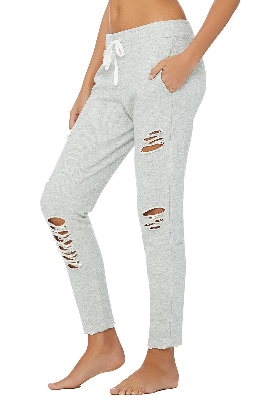 Ripped Sweatpant