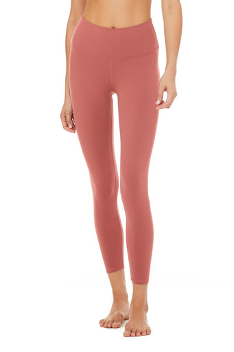 7/8 High-Waist Airbrush Legging