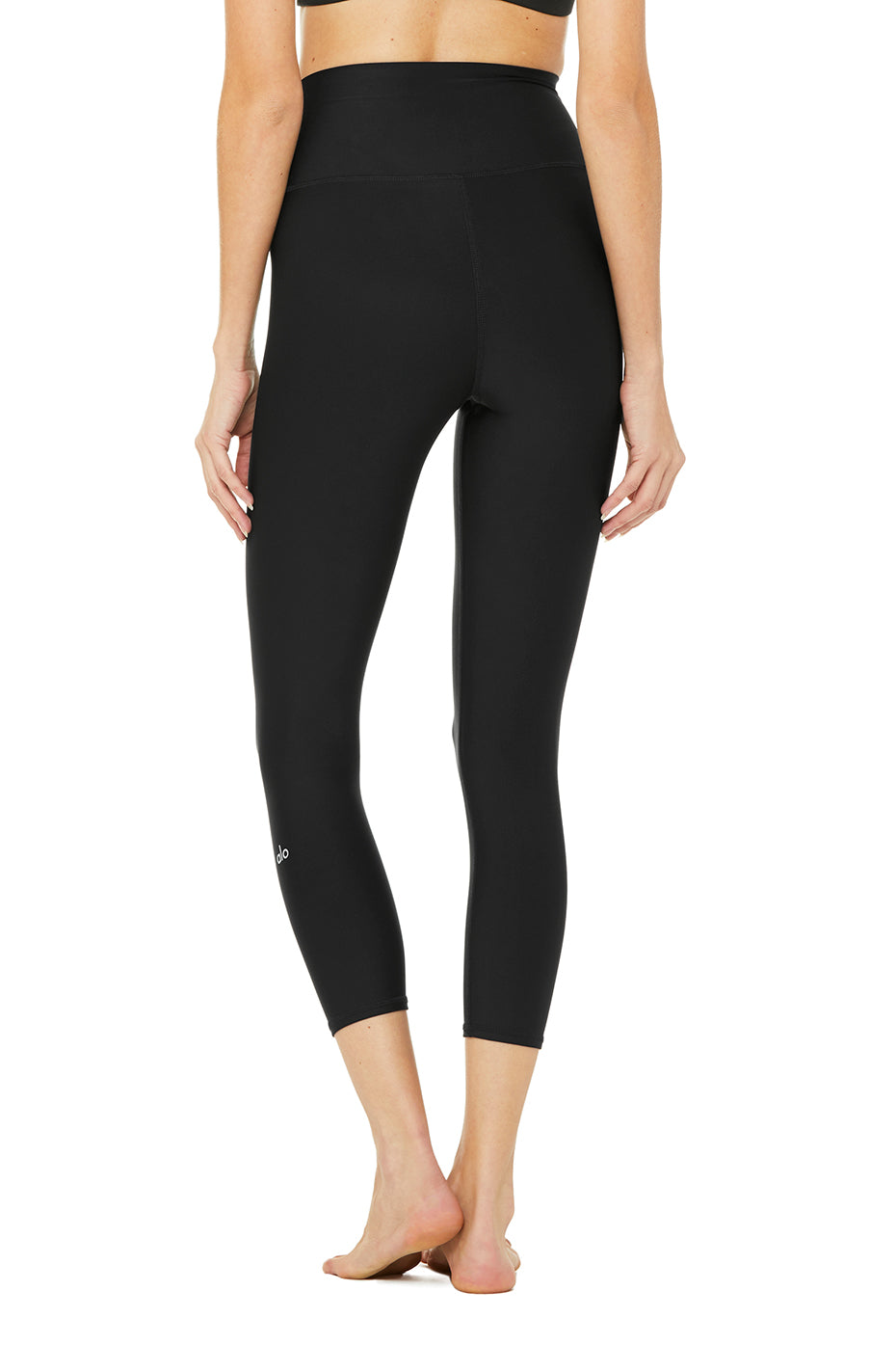 High-Waist Airlift Capri