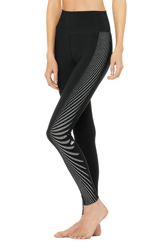 High-Waist Moonlit Runner Legging