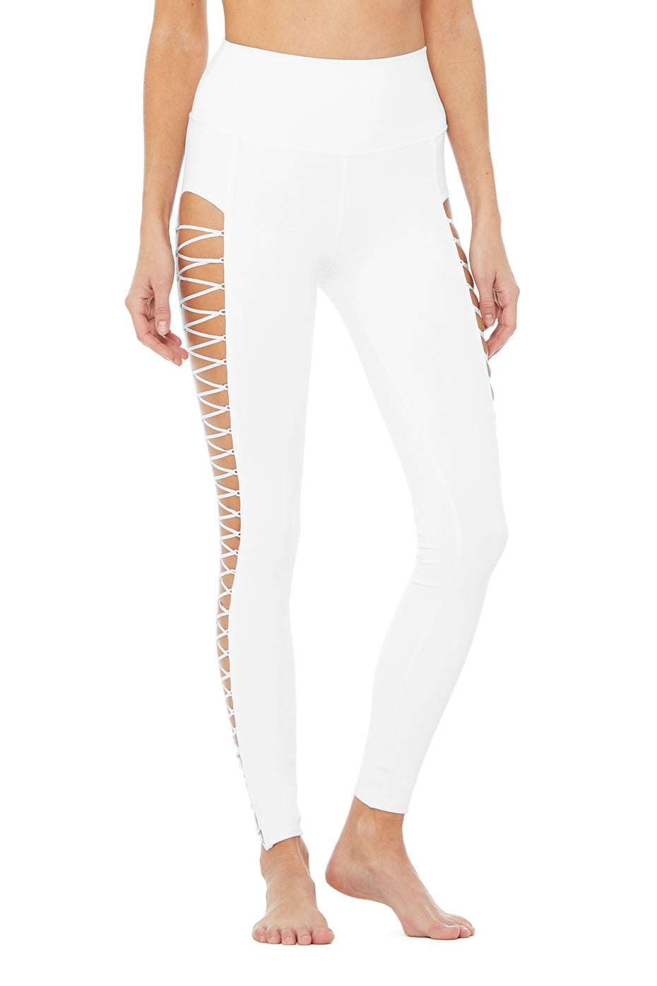 High Line Lace-Up Legging