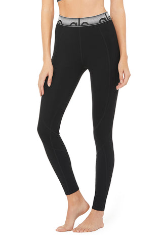 High-Waist Velocity Legging