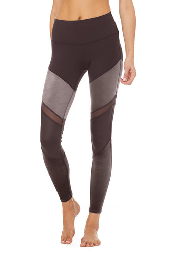 High-Waist Luxe Sheila Legging