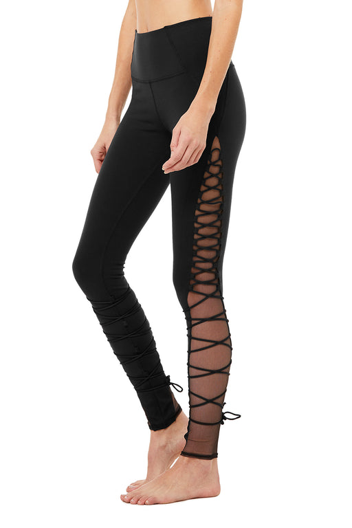 High-Waist Ravel Legging