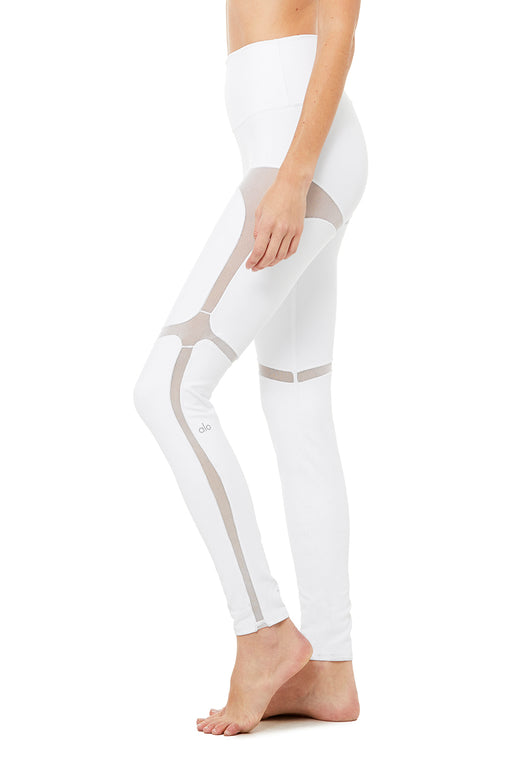 High Waist Scope Legging by Aloyoga