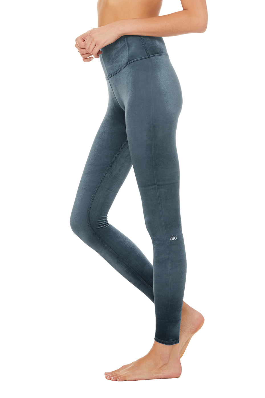 High-Waist Posh Legging