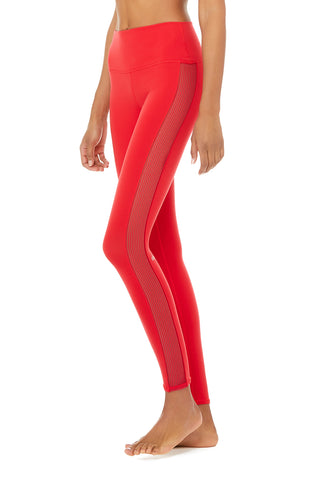 High-Waist Line-Up Legging