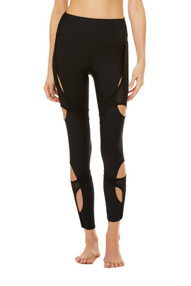 High-Waist Arch Legging