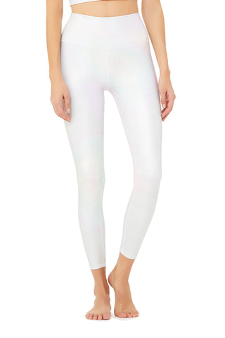 7/8 High-Waist Alo Brilliance Luminance Legging
