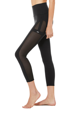 7/8 High-Waist Allude Legging