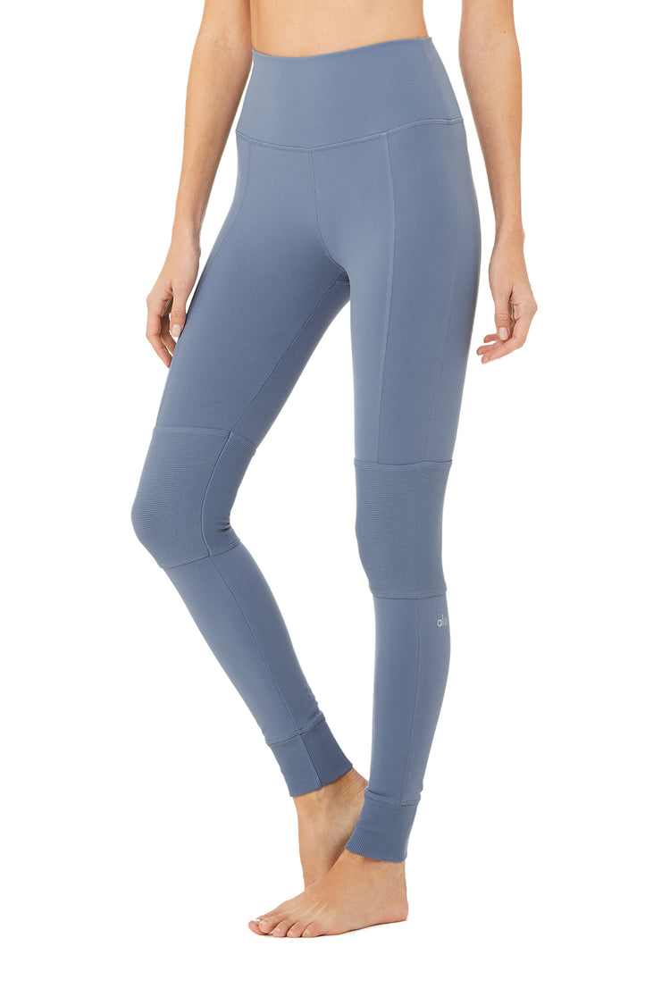 High Waist Avenue Legging Alo Yoga