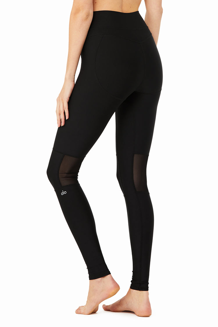High Waist Embody Legging Black Alo Yoga