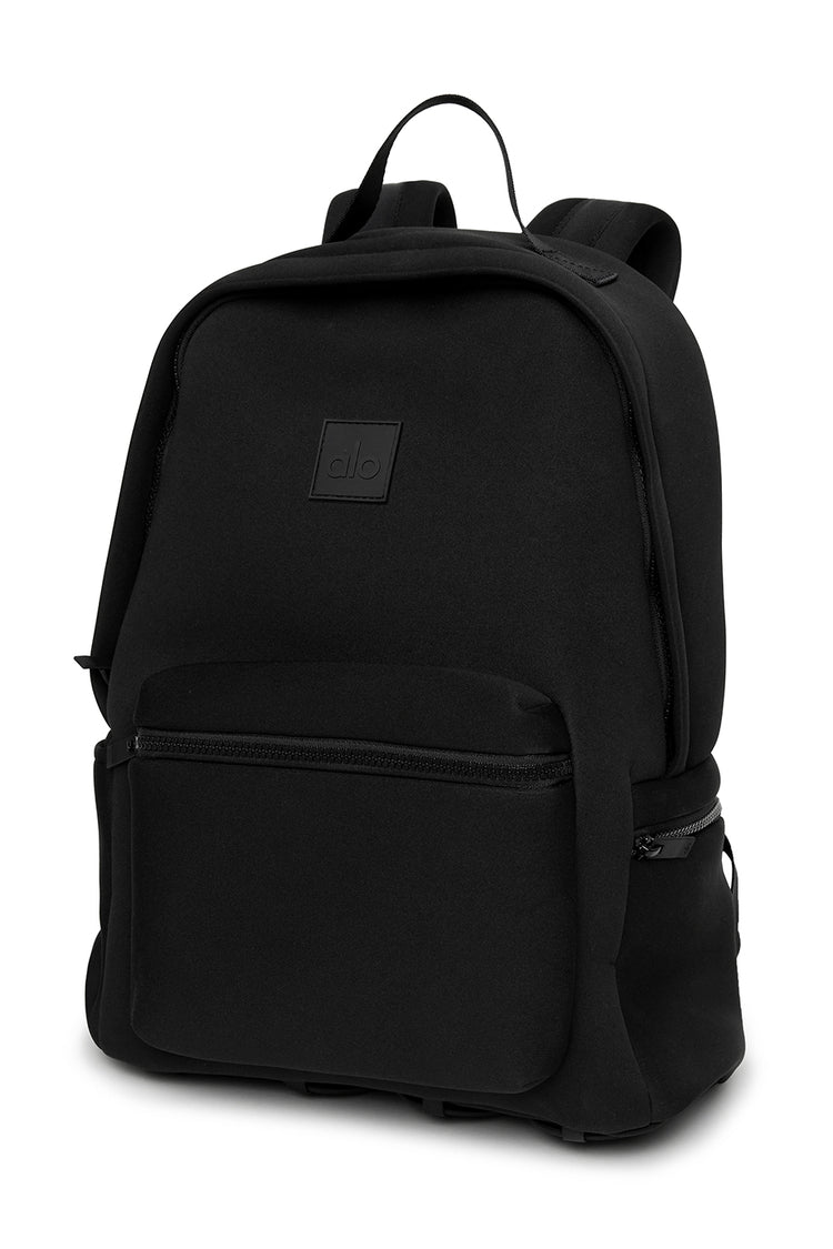 STOW BACKPACK by Alo, available on aloyoga.com for $128 Olivia Munn Bags Exact Product