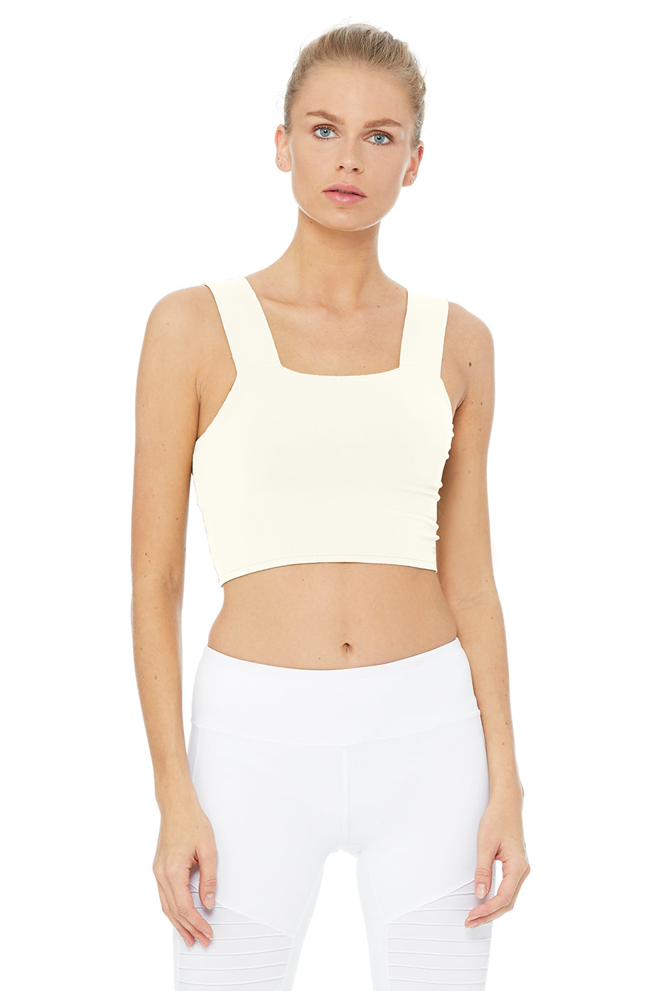 Bind Fitted Bra Tank
