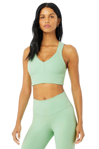 by Alo Yoga, available on aloyoga.com for $62 Kendall Jenner Top SIMILAR PRODUCT