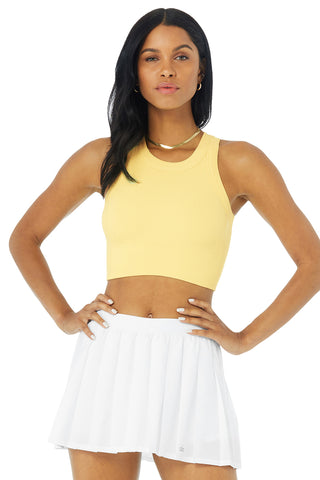 by Alo Yoga, available on aloyoga.com for $58 Kendall Jenner Top SIMILAR PRODUCT