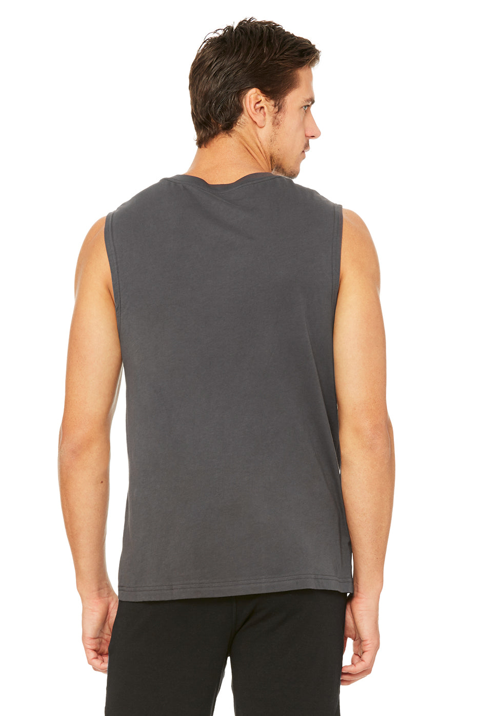 The Triumph Graphic Muscle Tank