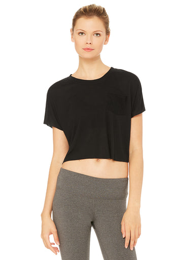 Veil Short Sleeve Top