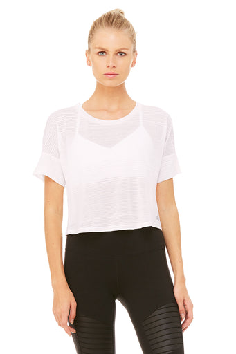 In-The-City Short Sleeve Top