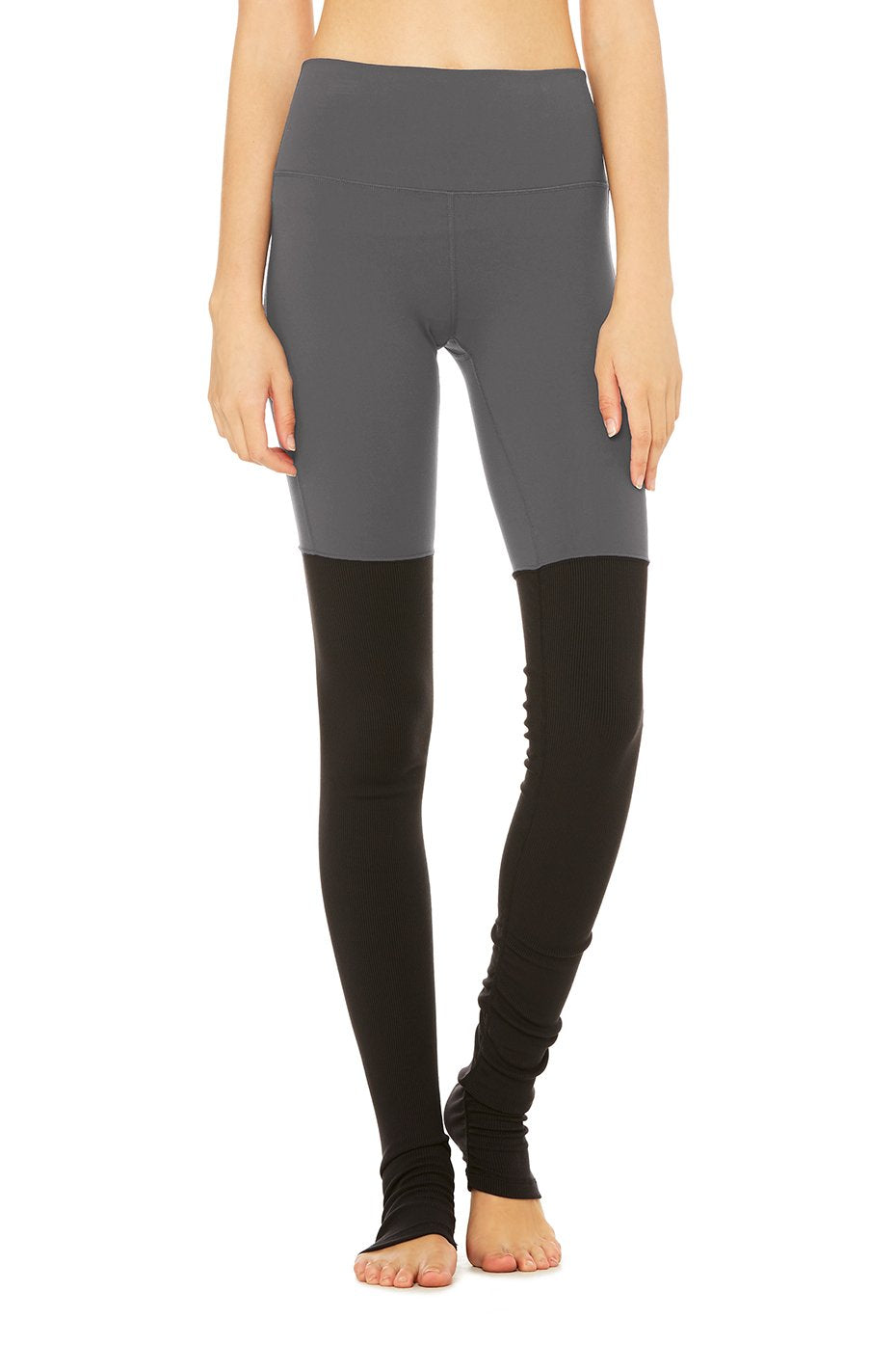 High-Waist Goddess Legging