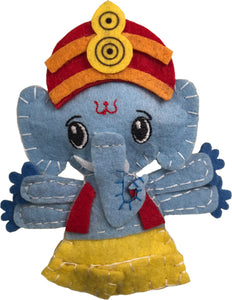 Ganesh Faith Doll