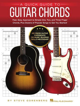 A Quick Guide to Guitar Chords Book